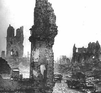 Ypres, 1917. 